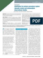 Transabdominal amnioinfusion for preterm premature rupture.pdf