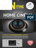 ON mag - Guide Home Cinéma 2017