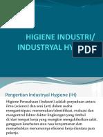 3 Higiene Industri