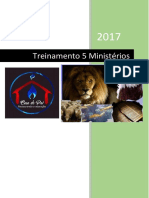 Treinamento 5 ministérios
