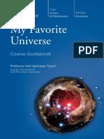 158 My Favorite Universe