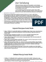 Pekerjaan Sosial Medis