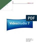 Manual Ulead Videostudio 7 Español