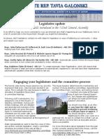 Galonski October ENL 2017 - Legislative Update