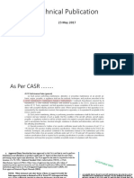 Aircarft Technical Publication