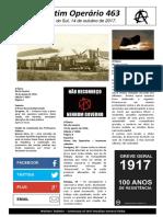 Boletim Operário 463
