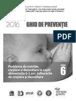 Ghid de Preventie. Vol. 6