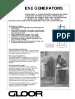 Detailed Information on Acetylene Generators