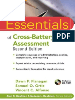 Cross Battery Assessment