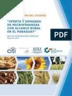 Microfinance Supply2013