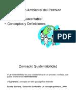 Gestión Ambiental Del Petróleo- unaj