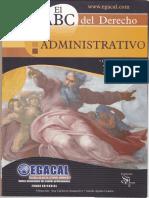 Administrativo -derecho