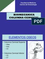 Biomecanica Col Cervical