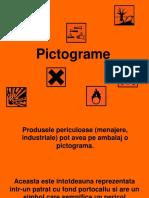 Explicatie Detaliata Pictograme Substante Chimice - Fraze de Securitate