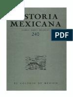 Historia Mexicana 240 Volumen 60 Número 4.pdf