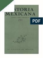 Historia Mexicana 251 Volumen 63 Número 3.pdf