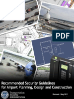 Airport Security Design Guidelines-2011