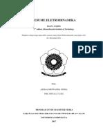 Ringkasan Elektrodinamika Fix