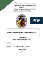 TRABAJO CLASIFICACION DE ESTRATEGIAS.doc