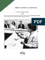 CABRUJAS Y Latinoamérica Inventó La Telenovela