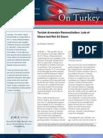 Turkish-Armenian Reconciliation