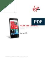 Lumia635 Manual