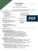 bingham troi resume  3
