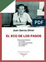 García Oliver, Juan - El Eco de Los Pasos [Digitalizado]