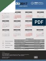Calendario 2017 Posgrado