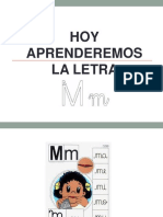 CLASE DE LA M