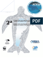II Reunión Sobre Investigación y Conservación de  Tortugas Marinas del Atlántico Sur Occidental – ASO