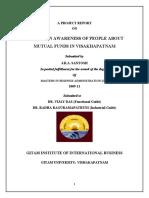 Mutual Fund Report Final