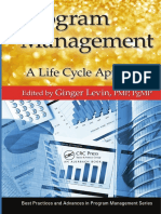 Program Management a Life Cycle a - Ginger Levin] (B-ok.org)