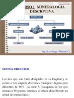 Sistemas Triclinico y Maclas