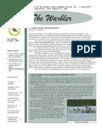 October 2005 Warbler Newsletter Broward County Audubon Society