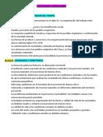 CONTENIDOS CURRICULARES
