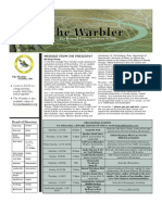 November 2006 Warbler Newsletter Broward County Audubon Society