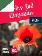 Write on! Magazine Issue 7