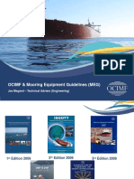 OCIMF & Mooring Equipment Guidelines (MEG)