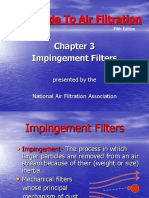 Impingement Filters
