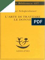 L'arte Di Trattare Le Donne - Arthur Schopenhauer.pdf