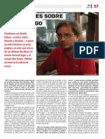 Charla Con Koham Revista Ideas de Izquierda