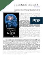La Fisiologa Del Estres II