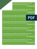Clase 1 Escuela Dominical 2016