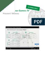 Lecture Slides-Quiz Simultaneous Games IV