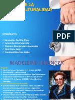 Exposcion de Teorias de Enfermeria Madeleine