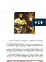 A reforma de 1537 - Resenha Histórica