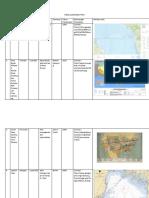 Tabel Klasifikasi Peta