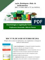Aula 7  Bula e Denominação de Medicamentos..pdf