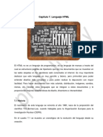 Capitulo 07 Lenguaje HTML
